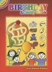 Birthday Activity Book 1603968