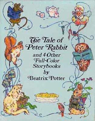 Boxed-Beatrix Potter-5v: The Tale of Peter Rabbit and Four Other Full Color Storybooks 9780486276595
