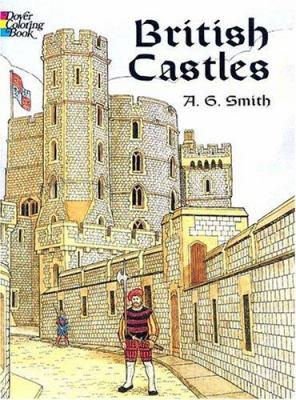 British Castles 9780486435725