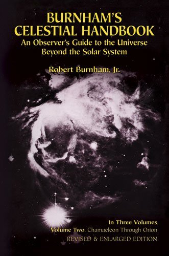 Burnham's Celestial Handbook, Volume Two: An Observer's Guide to the Universe Beyond the Solar System 9780486235684
