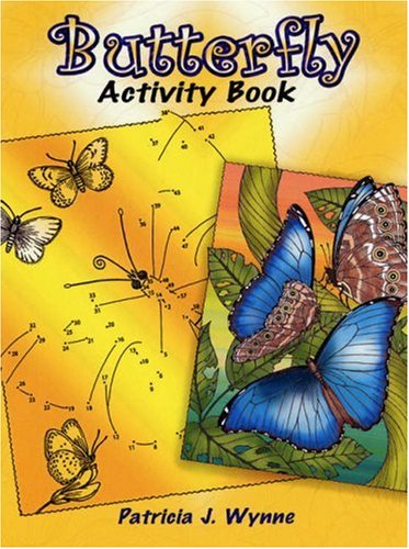 Butterfly Activity Book 9780486456928