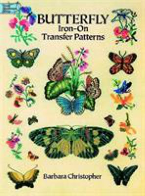 Butterfly Iron-On Transfer Patterns 9780486269085