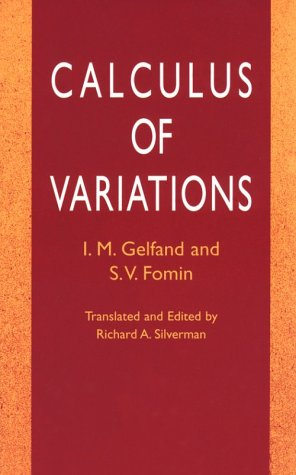 Calculus of Variations 9780486414485