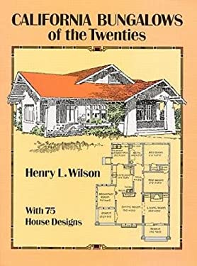 California Bungalows of the Twenties 9780486275079