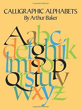 Calligraphic Alphabets 9780486210452