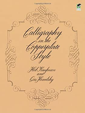 Calligraphy in the Copperplate Style 9780486240374