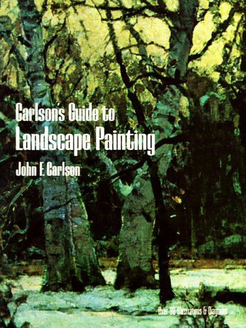 Carlson's Guide to Landscape Painting 9780486229270