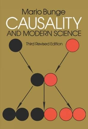 Causality and Modern Science 9780486237282