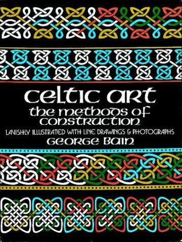 Celtic Art: The Methods of Construction 9780486229232