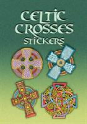 Celtic Crosses Stickers 9780486456959