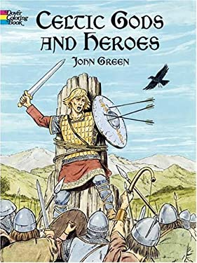 Celtic Gods and Heroes 9780486427928