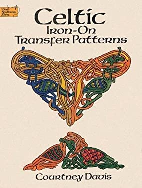 Celtic Iron-On Transfer Patterns 9780486260594