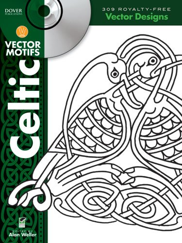 Celtic Vector Motifs [With CDROM] 9780486991092
