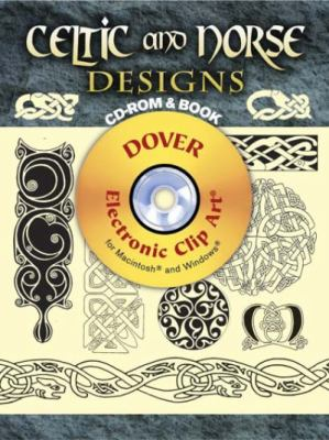 Celtic and Norse Designs [With CDROM]