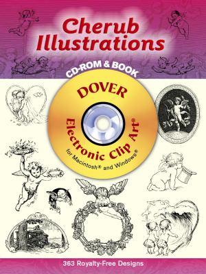 Cherub Illustrations CD-ROM and Book 9780486999470
