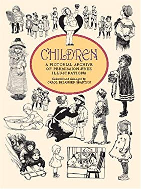 Children: A Pictorial Archive 9780486417974