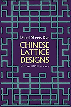 Chinese Lattice Designs 9780486230962