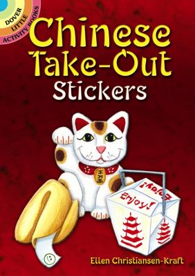 Chinese Take-Out Stickers 9780486473215