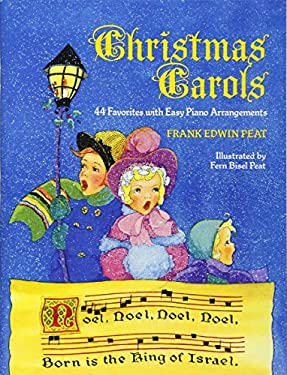 Christmas Carols: 44 Favorites with Easy Piano Arrangements 9780486478234