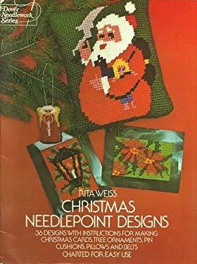 Christmas Needlepoint Designs 9780486231617