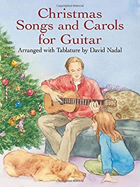 Christmas Songs and Carols for Guitar 9780486427577