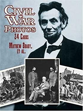 Civil War Photos: 24 Cards 9780486281322