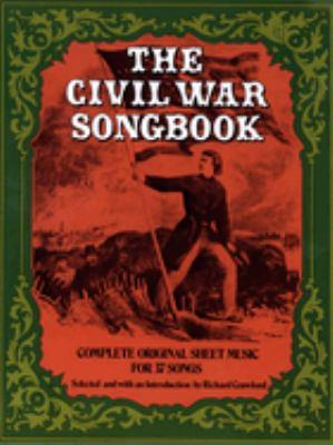 The Civil War Songbook Civil War Songbook 9780486234229