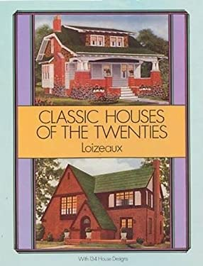 Classic Houses of the Twenties 9780486273884