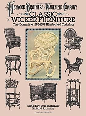 Classic Wicker Furniture 9780486243559