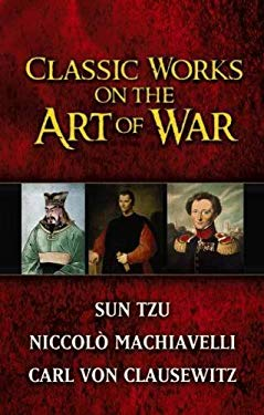 Classic Works on the Art of War Boxed Set 9780486467870