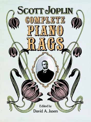 Complete Piano Rags 9780486258072