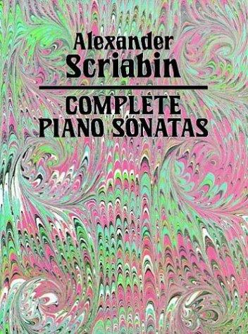 Complete Piano Sonatas 9780486258508