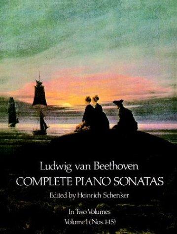 Complete Piano Sonatas, Volume I 9780486231341