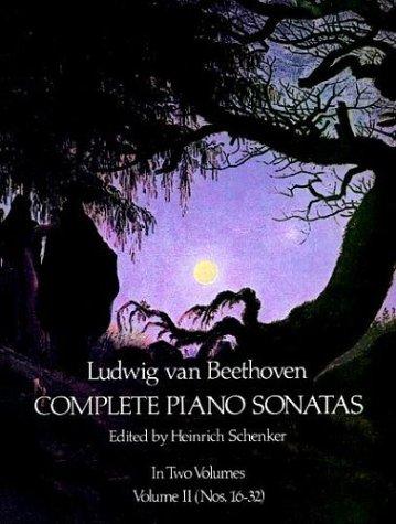 Complete Piano Sonatas, Vol. II 9780486231358