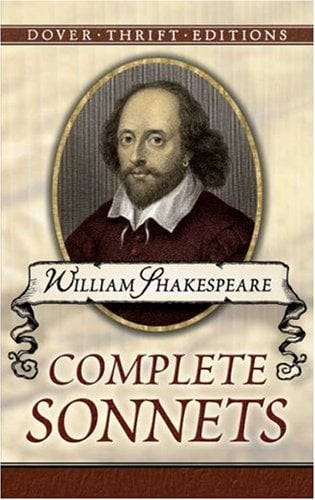 Complete Sonnets 9780486266862