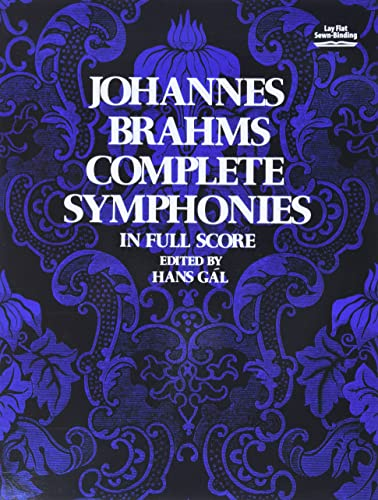 Complete Symphonies in Full Score Complete Symphonies in Full Score 9780486230535