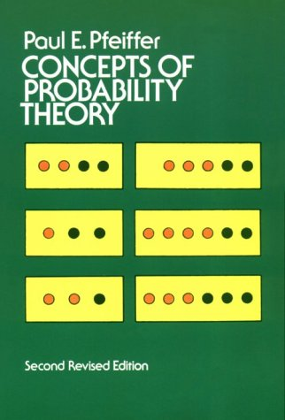 Concepts of Probability Theory: Second Revised Edition 9780486636771