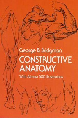 Constructive Anatomy 9780486211046