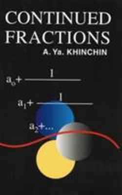 Continued Fractions 9780486696300