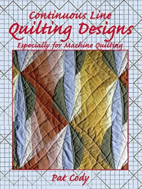 Continuous Line Quilting Designs 9780486417028