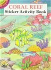 Coral Reef Sticker Activity Book 1599428
