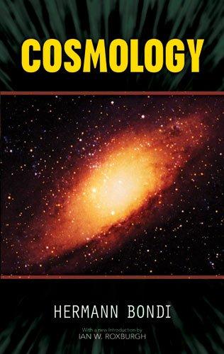 Cosmology 9780486474830