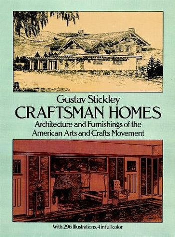 Craftsman Homes 9780486237916