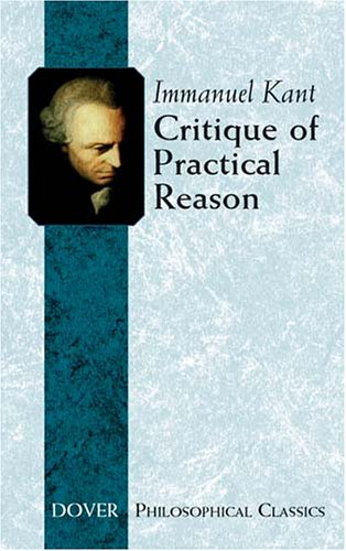 Critique of Practical Reason 9780486434452