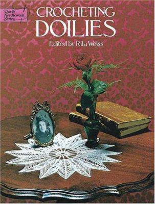 Crocheting Doilies 9780486234243