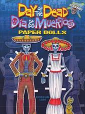 Day of the Dead/Dia de Los Muertos Paper Dolls 1605832