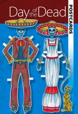 Day of the Dead Postcards 9780486480602