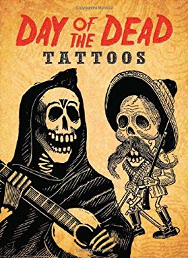 Day of the Dead Tattoos 9780486499000