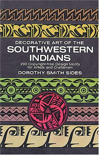 Decorative Art of the Southwestern Indians 9780486201399