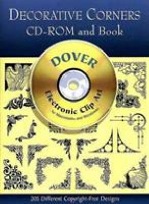 Decorative Corners CD-ROM and Book [With CDROM] 9780486999623